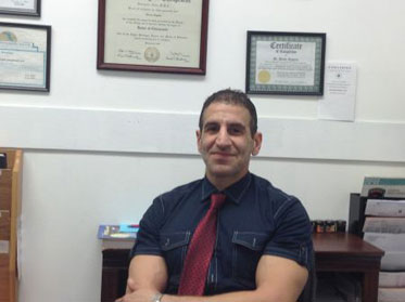 Dr. Adrian Sagman Chiropractor Miramar FL