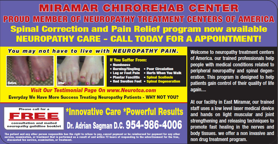 Neuropathy Pain Light Therapy